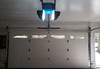 Replacing Garage Door Opener - Northport
