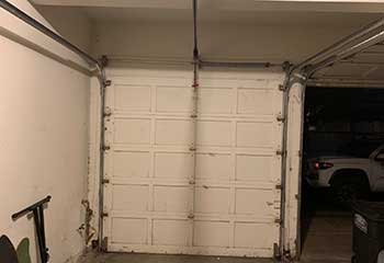 Align Garage Door Sensors - Fort Salonga NY